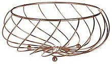 Premier Housewares Metal Wire Kuper Fruit Basket