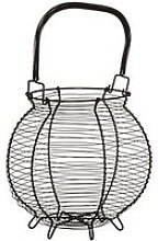 Premier Housewares Modern Retro Egg Basket