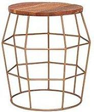 Premier Housewares Nandri Lamp Table