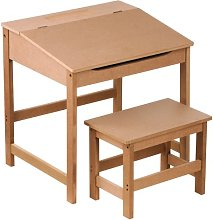 Premier Housewares Neutral Childrens Table And