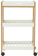 Premier Housewares Nostra 3 Tier Shelf Unit With