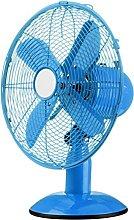 Premier Housewares Oscillating Desk Fan with 3