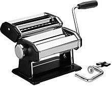 Premier Housewares Pasta Maker with Black/Chrome