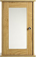 Premier Housewares Portland Mirror Wall Cabinet -
