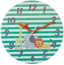 Premier Housewares Safari Wall Clock