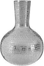 Premier Housewares Safia Hammered Effet Bottle Vase
