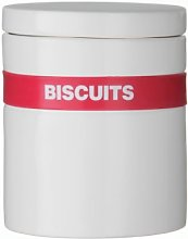Premier Housewares Silcone Band Biscuit Canister -