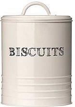 Premier Housewares Sketch Biscuit Storage Tin