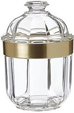 Premier Housewares Small Acrylic Canister With