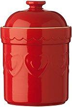 Premier Housewares Sweet Heart Storage Canister,