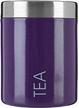 Premier Housewares Tea Canister - Purple