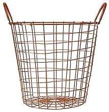 Premier Housewares Vertex Round Basket
