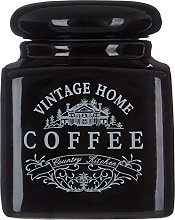 Premier Housewares Vintage Home Coffee Canister -