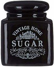 Premier Housewares Vintage Home Sugar Canister -