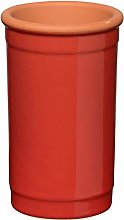 Premier Housewares Wine Cooler, Red, Clay, 13 x 13