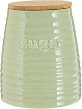 Premier Housewares Winnie Sugar Canister - Green