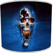 Premier Lighting 12 Inch Ceiling gothic skull