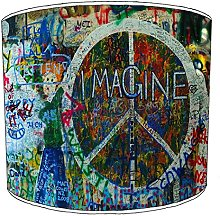 Premier Lighting 12 Inch Ceiling hippie peace and