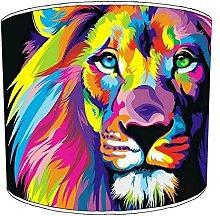 Premier Lighting 12 Inch Table lion big cat
