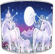 Premier Lighting 8 Inch Ceiling unicorn horses