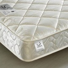 Premier Spring Quilted Fabric Mattress - 3ft