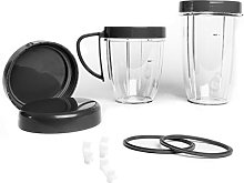Premium Accessory Kit for NutriBullet, Cup and