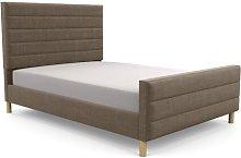 Premium Beaumere Upholstered Bed Frame Brayden