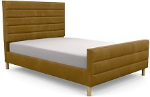 Premium Beaumere Upholstered Bed Frame Brayden