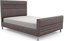 Premium Bowgreave Upholstered Bed Frame Brayden