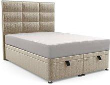 Premium Broughton Upholstered Ottoman Bed Brayden