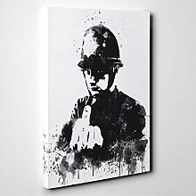 Premium Canvas print (20x14 Inch / 50x35 cm)
