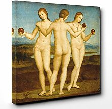 Premium Canvas Print (20x14 Inch / 50x35cm)