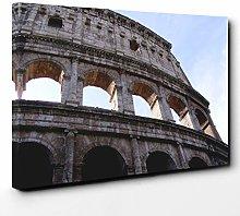 Premium Canvas Print (24x16 Inch / 60x40cm) Wolf |
