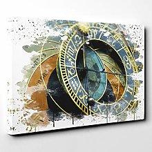 Premium Canvas print (30x20 Inch / 76x50 cm)