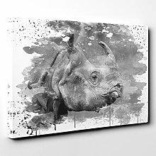 Premium Canvas print (40x28 Inch / 100x70 cm)