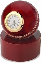 Premium Cricket Desk Ball Clock
