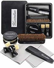 Premium Shoe Shine Kit Gift Box | Professional