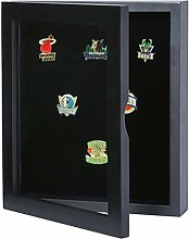 Premium Wooden Display Case For Medals And Badges