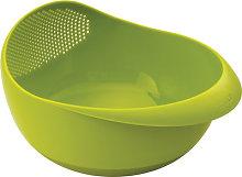 Prep&Serve Salad bowl by Joseph Joseph Green