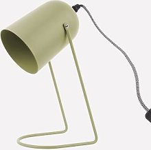 Present Time - Enchant Table Lamp Olive Green - 18