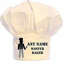 PRESENT2FUTURE PERSONALISED MASTER BAKER PRINT