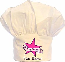PRESENT2FUTURE PERSONALISED STAR BAKER SCROLL