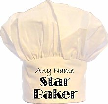 PRESENT2FUTURE PERSONALISED STAR BAKER STAR IN