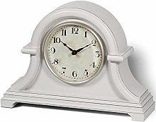 PresenTime & Co Vintage Farmhouse Table Clock