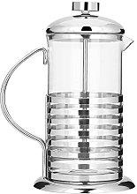 Press Coffee Pot, 600ml / 800ml Portable Stainless