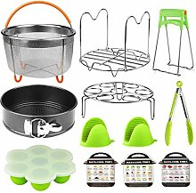 Pressure Cooker 12 in 1 Accessories Set Instant