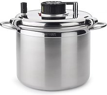Pressure Cooker Pot Symple Stuff Size: 9 Litre