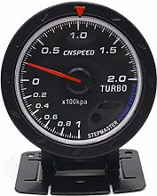 Pressure Gauge Medical 60MM Car Turbo Boost Gauge