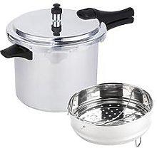 Prestige 6-Litre Pressure Cooker With Accessories
