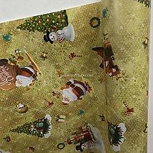 PRESTIGE Christmas Santa Oilcloth PVC Dining Table